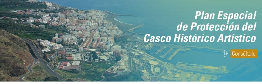 Plan Especial Casco - Banner