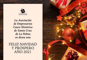 Felicitación de Navidad 2020 2